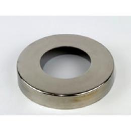 Декоративная металическая тарелка