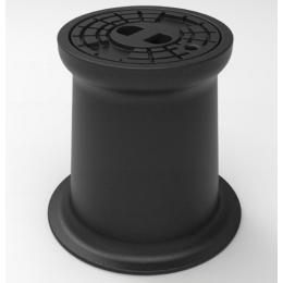 Ковер газовый чугунный h27 см (ПР)