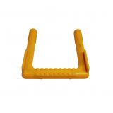 Скоба ходова (вузька) EN 13101: покрита високоміцним пластиком