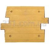 Лежачий полицейский Импекс-груп полимерпесчаный основной желтый, красный 02833 П