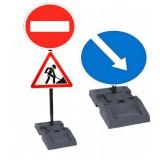 Опора основа для дорожных знаков