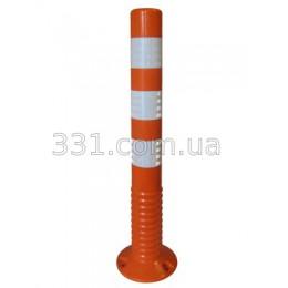 Столбик резиновый парковочный гибкий Н-750мм