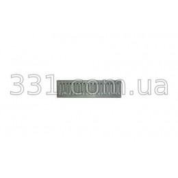Решетка водоприемная РВ-10.13,6.50- штампованая стальная оцинкованная