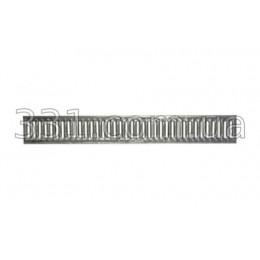 Решетка водоприемная РВ-10.13,6.100-штампованая нержавеющая сталь