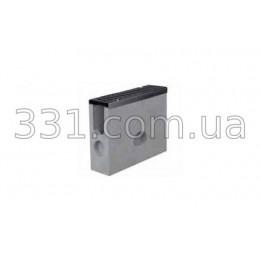 Комплект: пескоуловитель Super  ПУ-11.20.49 бетонный с чугунной решеткой, кл. Е