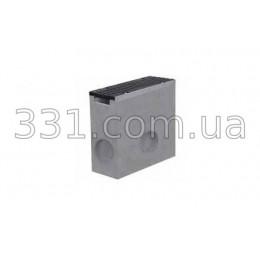 Комплект: пескоуловитель Super  ПУ-20.30.60 бетонный с чугунной решеткой, кл. Е