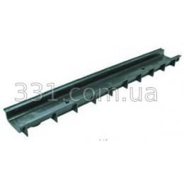 Лоток водоотводный ЛВ-10.14,5.06-пластиковый