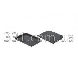 Торцевая заглушка ТЗ-10.6,5 ЛВ для лотка водоотводного пластиковая серия Лайт