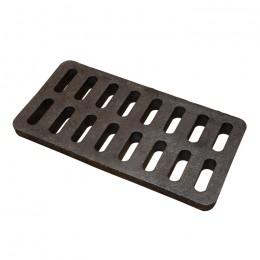 Решётка дорожная пластиковая ДБ 880х420х80 (ХП) 12,5 т