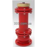 Гидрант пожарный подземный HDI (корпус высокопрочный чугун) (Н-2,00 м.), ДСТУ EN14339:2016