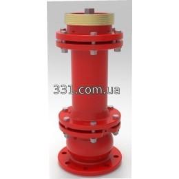 Гидрант пожарный подземный HDI (корпус высокопрочный чугун) (Н-1,75 м.), ДСТУ EN14339:2016