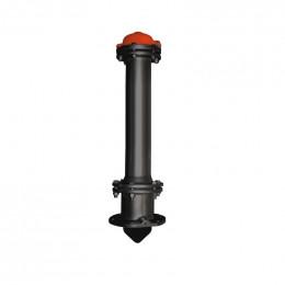 Пожарный  гидрант  Н-1,00м, стальной