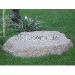 """Декоративная крышка для канализационных люков """"Плоский камень с рисунком"""" 1035"""