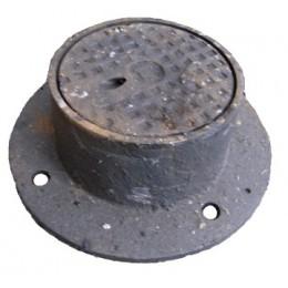 Ковер газовый чугунный  малый (ИН)