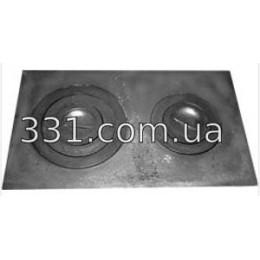 Плита двокомфорочная 710х410 (ИН)