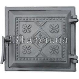 "Дверка топочная ""Вишиванка"" 265х250 (БТ)"