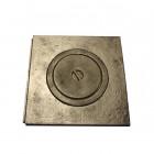 Плита однокомфорочная 410х410 (БТ)