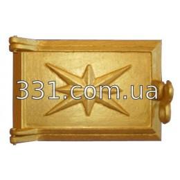 Дверка поддувальная 240х160 (БТ)