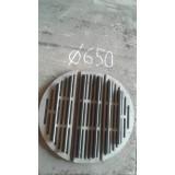 Колосник Д 650-3 части (С)