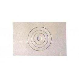 Плита однокомфорочная 620х320 (БТ)
