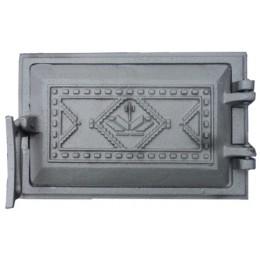 Печное литье дверка поддувальная Импекс-груп Вишиванка 265х165 БТ 79055 П