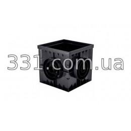 Дождеприемник ДП 40.40 пластиковый