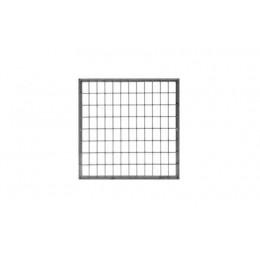 Решетка водоприемная к дождеприемнику РВ-28,5.28,5 ячеистая стальная оцинкованная
