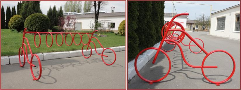 Парковка для велосипедов от Импекс Груп